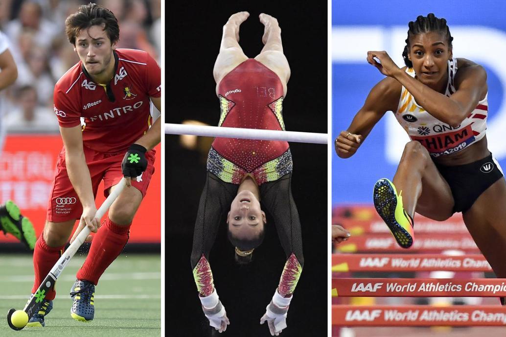 Olympische Belgen